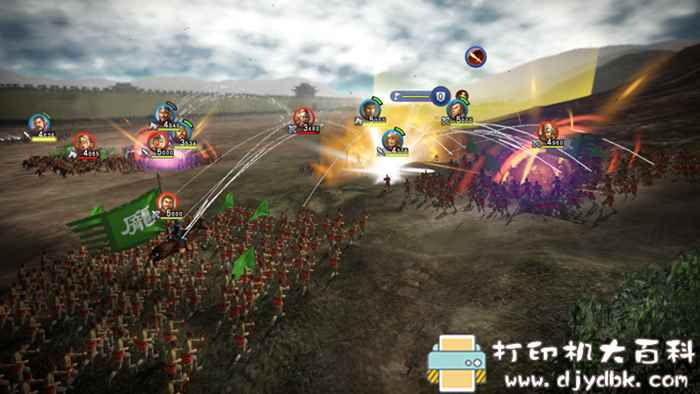 PC游戏分享:最新终结版三国志13威力加强版1.13版本集成所有dlc图片 No.3