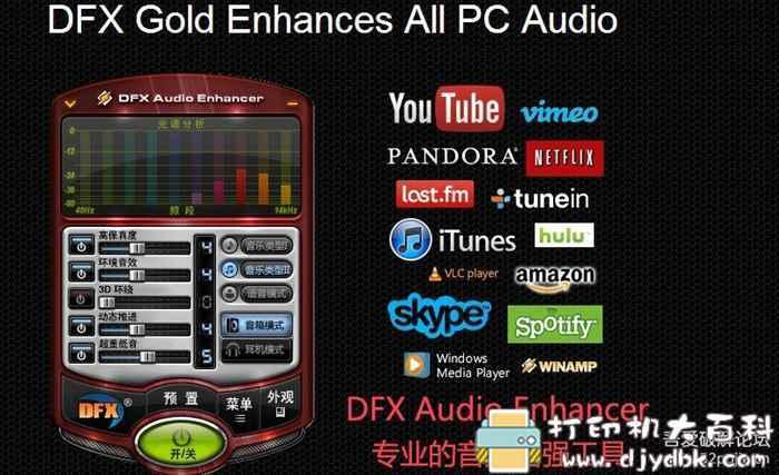[Windows]音效增强神器FxSound Enhancer 13.028 汉化版(搬运烈火)图片