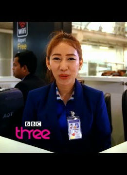 BBC纪录片 曼谷机场 Bangkok Airport (全6集)英字图片