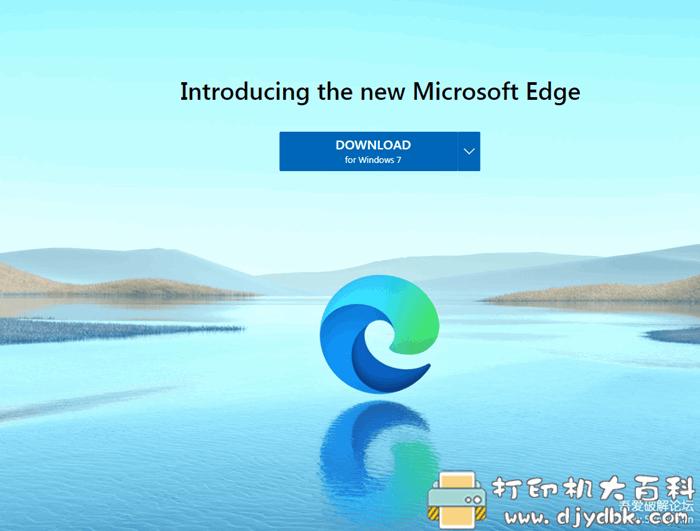 [Windows]微软全新浏览器Microsoft Edge现已上线,支持7个平台90多种语言图片 No.1