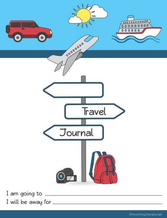 旅行途中,适合家长与孩子一起玩的亲子互动英文小游戏图片 No.1