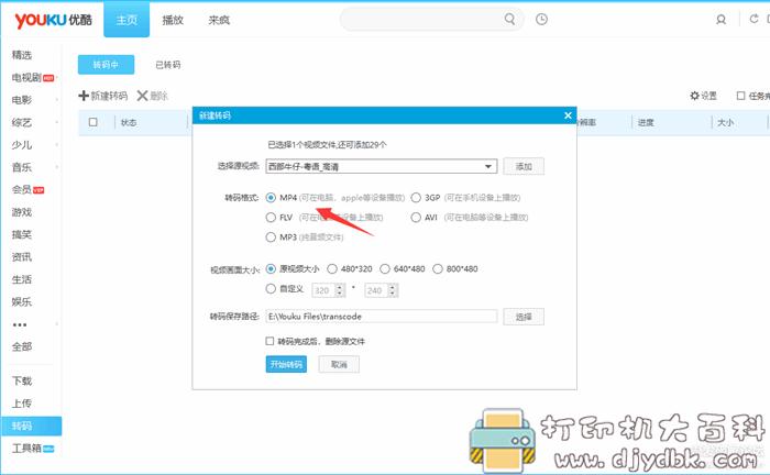 [Windows]【优酷】【爱奇艺】【腾讯】免费转MP4工具图片 No.2