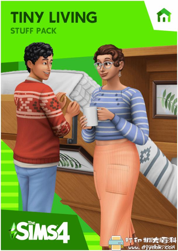PC游戏分享:《模拟人生4:温馨小居》PC数字豪华版 中英文免安装未加密版[TW/EN]图片 No.1