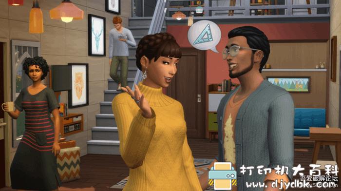 PC游戏分享:《模拟人生4:温馨小居》PC数字豪华版 中英文免安装未加密版[TW/EN]图片 No.3