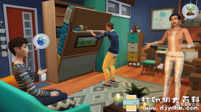 PC游戏分享:《模拟人生4:温馨小居》PC数字豪华版 中英文免安装未加密版[TW/EN]图片 No.4