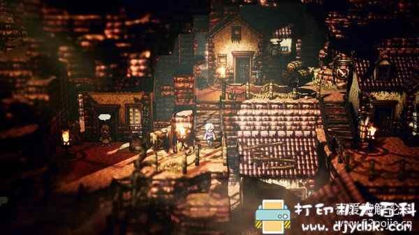 PC游戏分享:八方旅人/歧路旅人PC版+修改器 2020年1月27号更新图片 No.3