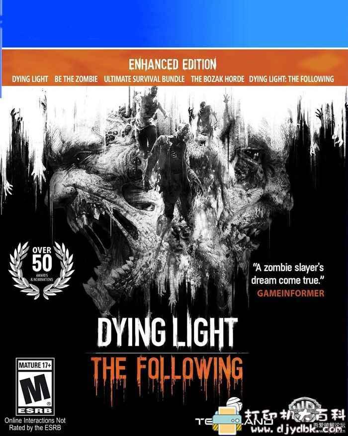 PC游戏分享【23.01.20】消逝的光芒:加强版V1.24.1 [所有DLC +奖励内容] [MULTi16-PL] [GOG]图片 No.1