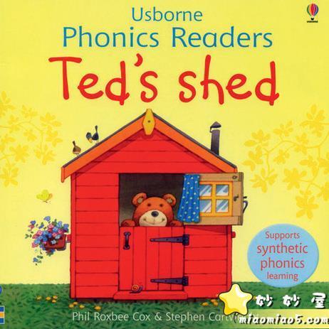 斯伯恩自然拼读全集,适合2岁以上儿童阅读图片 No.7