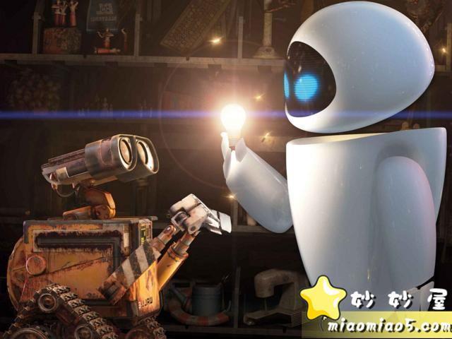 动画电影分享:机器人总动员–瓦力图片