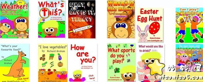 幼儿英语启蒙动画 Genki English元气英语 活动教学软件共51个主题图片 No.3