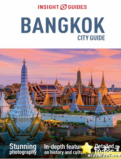 2017 Insight Guides City Guide-Bangkok 曼谷旅行手册(精美配图、内容详实)图片 No.1