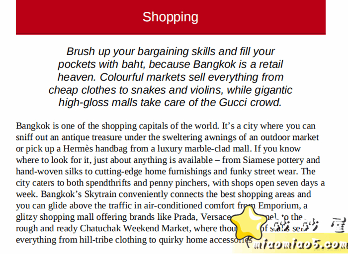 2017 Insight Guides City Guide-Bangkok 曼谷旅行手册(精美配图、内容详实)图片 No.3