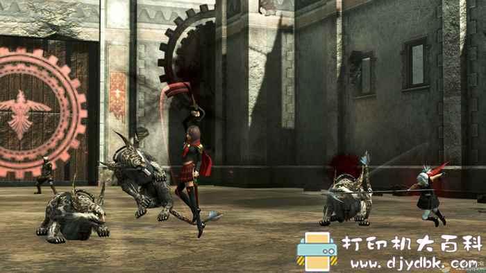 PC大型单机游戏分享:最终幻想:零式HD 中文版图片 No.3