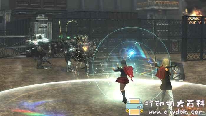 PC大型单机游戏分享:最终幻想:零式HD 中文版图片 No.4