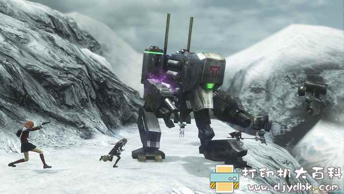 PC大型单机游戏分享:最终幻想:零式HD 中文版图片 No.5