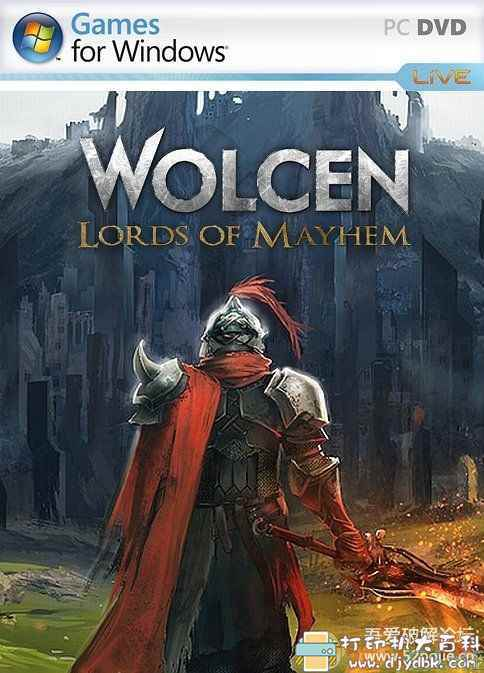 PC单机游戏分享:《破坏领主(Wolcen: Lords of Mayhem)》正式版 v1.0 官方中文 Codex破解版[CN/EN]图片 No.2