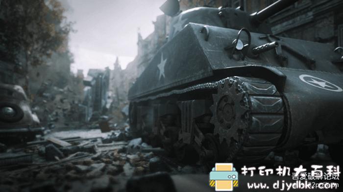 PC大型单机游戏 [使命召唤14:二战 Call of Duty: WWII 官方中文单人绿色安装硬盘版 附1-13代链接图片 No.3