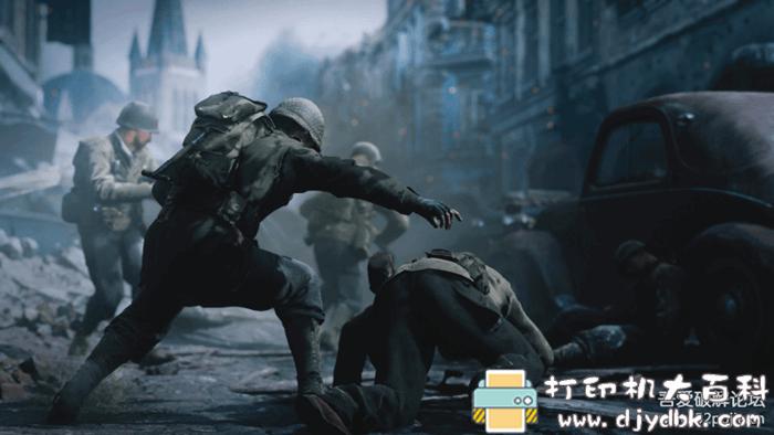 PC大型单机游戏 [使命召唤14:二战 Call of Duty: WWII 官方中文单人绿色安装硬盘版 附1-13代链接图片 No.4