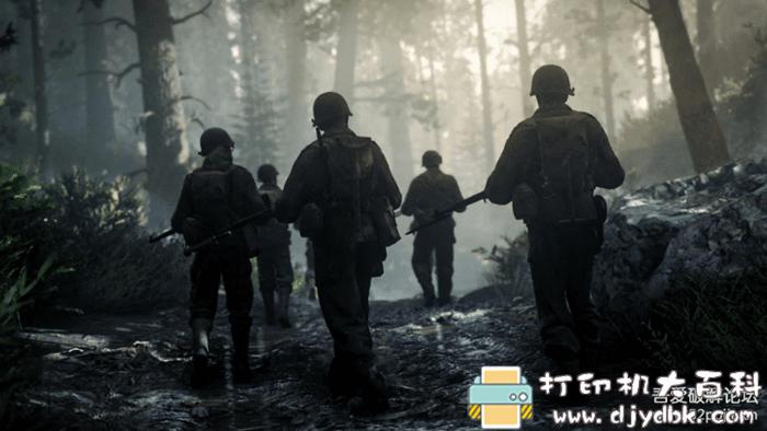 PC大型单机游戏 [使命召唤14:二战 Call of Duty: WWII 官方中文单人绿色安装硬盘版 附1-13代链接图片 No.6