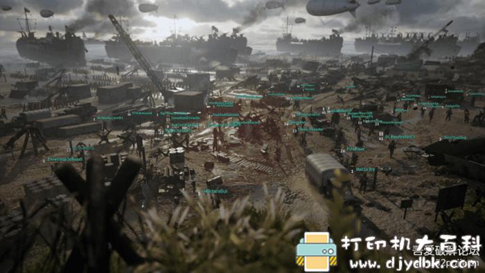 PC大型单机游戏 [使命召唤14:二战 Call of Duty: WWII 官方中文单人绿色安装硬盘版 附1-13代链接图片 No.7
