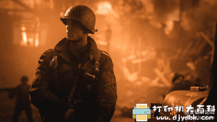 PC大型单机游戏 [使命召唤14:二战 Call of Duty: WWII 官方中文单人绿色安装硬盘版 附1-13代链接图片 No.13
