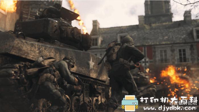 PC大型单机游戏 [使命召唤14:二战 Call of Duty: WWII 官方中文单人绿色安装硬盘版 附1-13代链接图片 No.15
