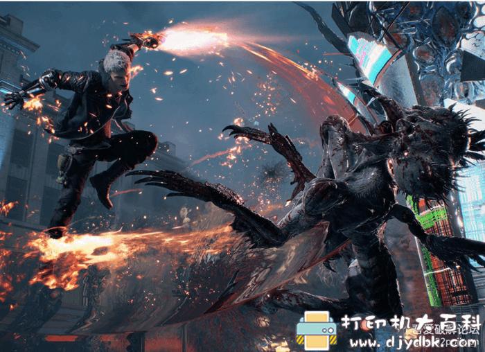 PC游戏分享 [鬼泣5 豪华版 官方中文 Devil May Cry V 免安装绿色中文版 解压即玩 图片 No.2