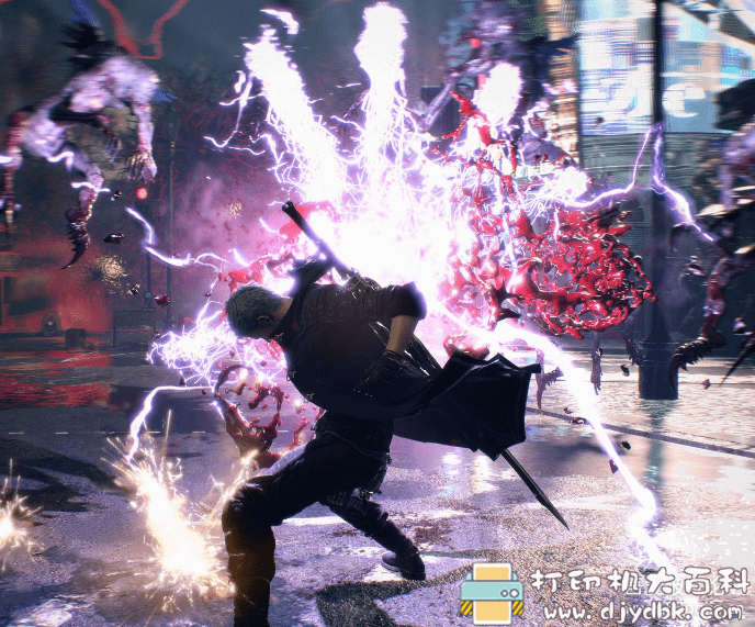 PC游戏分享 [鬼泣5 豪华版 官方中文 Devil May Cry V 免安装绿色中文版 解压即玩 图片 No.3
