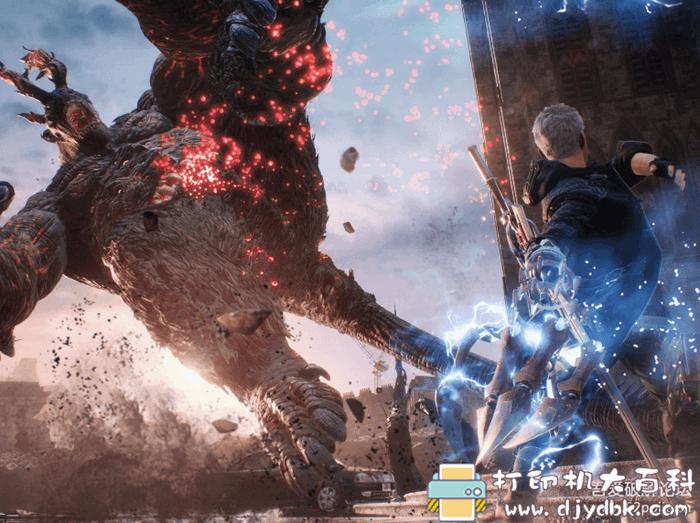 PC游戏分享 [鬼泣5|豪华版|官方中文|Devil May Cry V|免安装绿色中文版|解压即玩|图片 No.4