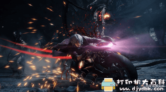 PC游戏分享 [鬼泣5 豪华版 官方中文 Devil May Cry V 免安装绿色中文版 解压即玩 图片 No.5
