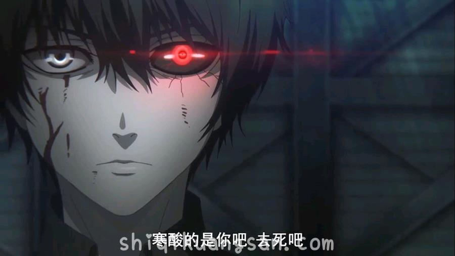 盘点一下动漫中的异瞳色角色,以时崎狂三为首_图片 No.10