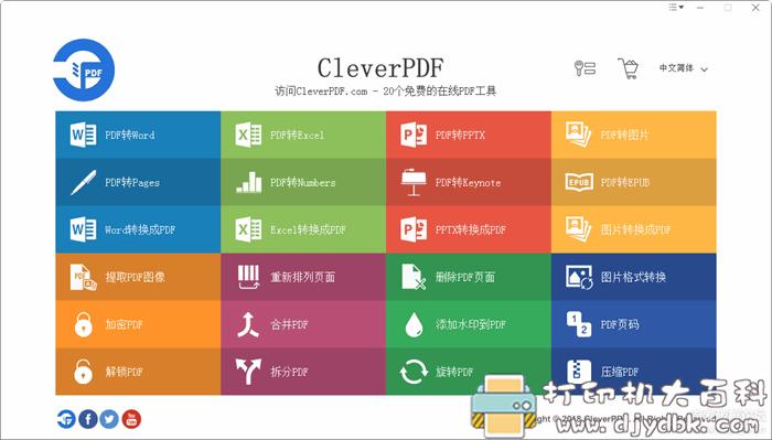 [Windows]几款精品 PDF工具集合图片 No.3
