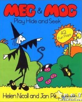 女巫麦格和小猫莫格Meg and Mog 动画片图片