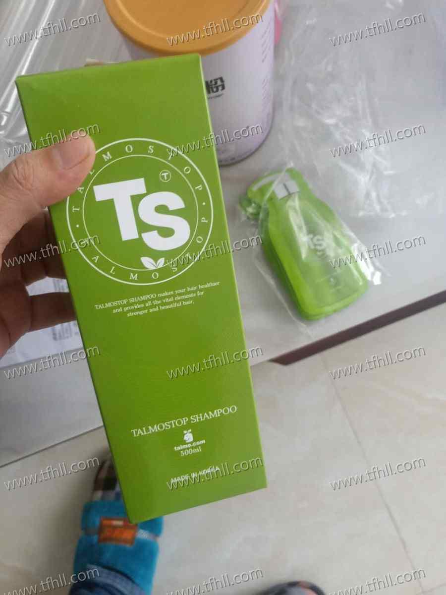 韩国销量第一的TS洗发水(防脱控油)使用感受图片 No.1