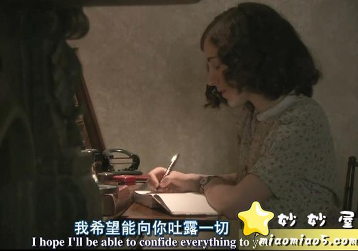 [中英字幕]电影分享 安妮日记图片