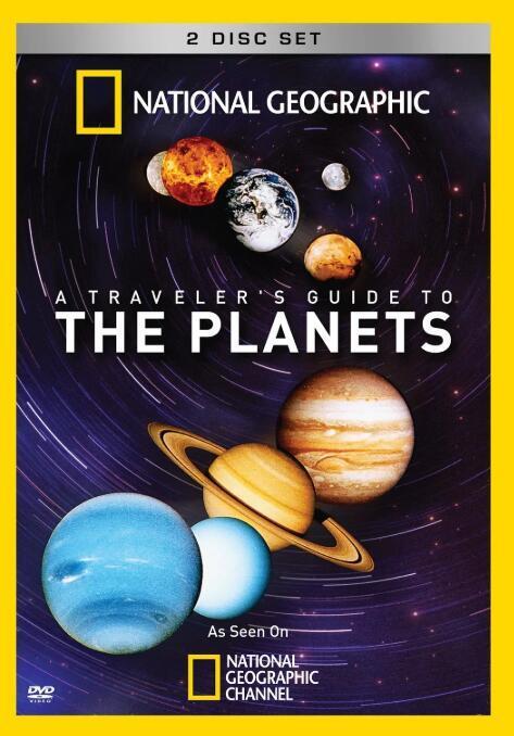 [国语中字]央视译制宇宙天文纪录片:国家地理-太空旅行手册(行星旅行指南) 全6集 超清1080P图片