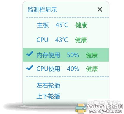 分享两款好用的电脑温度监控小软件,小巧独立版图片 No.4