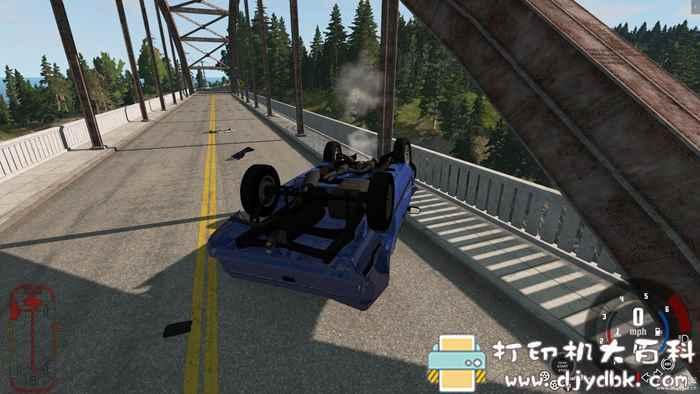 PC游戏分享:车祸模拟器BeamNG Drift v0.18.4.1/官方中文学习版 配图 No.5