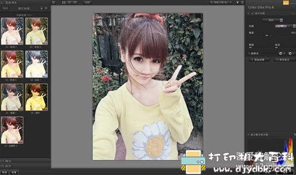 [Windows]PS插件『调色滤镜NIK1.2.11』图片 No.1