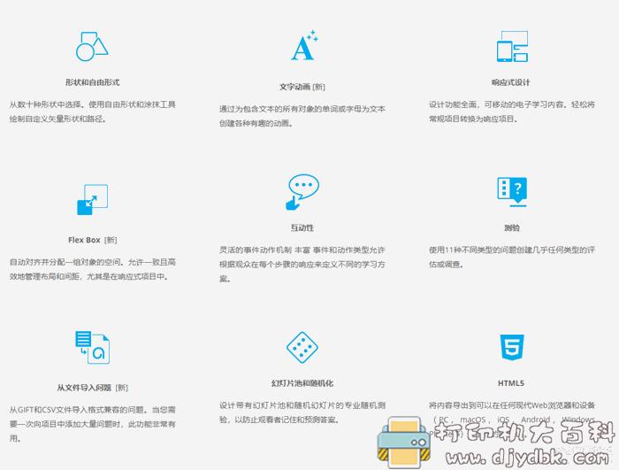 电子教学录屏软件Active Presenter pro8.0.3中文特别版图片 No.5