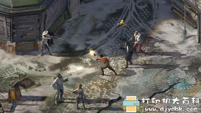 PC游戏分享 侦探RPG《极乐迪斯科》IGN 9.6分神作,中文学习版图片 No.4