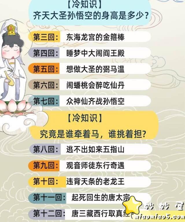 有声故事广播剧形式 快乐西游记--音频图片 No.3