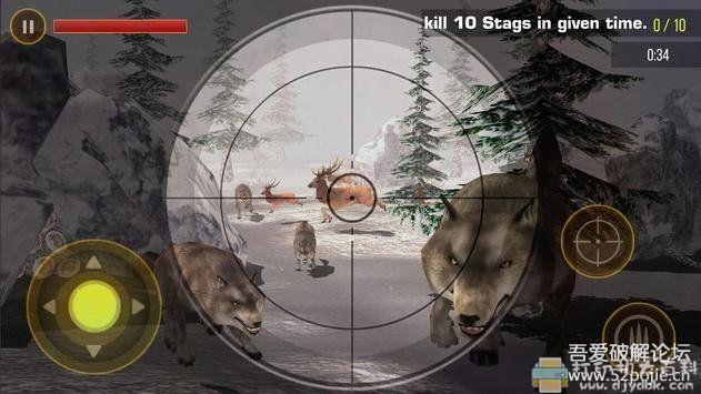 安卓游戏分享 猎鹿人 多版本 修改版图片 No.2