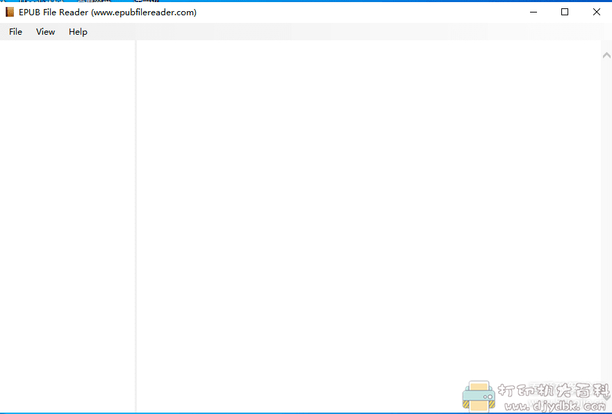 [Windows]电脑上面阅读epub格式电子书的软件,不到1M图片 No.1