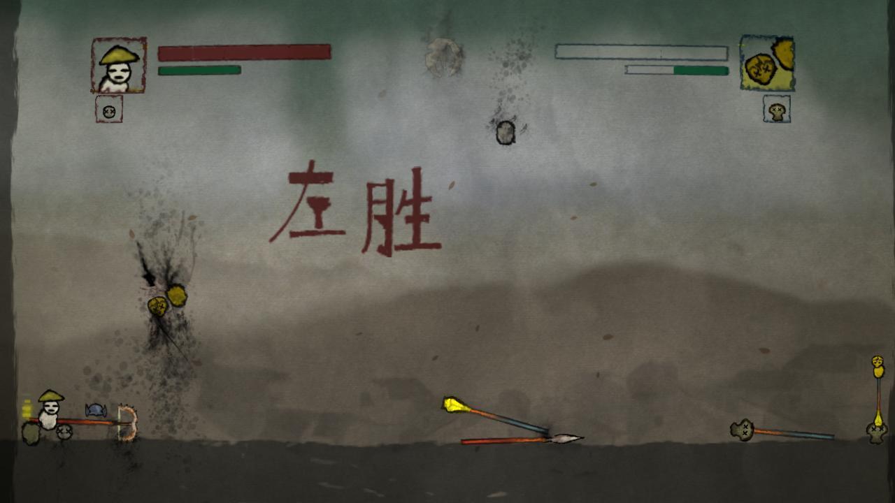 迷之画风的PC格斗游戏分享:丸霸无双 中文版附激活码 配图 No.3