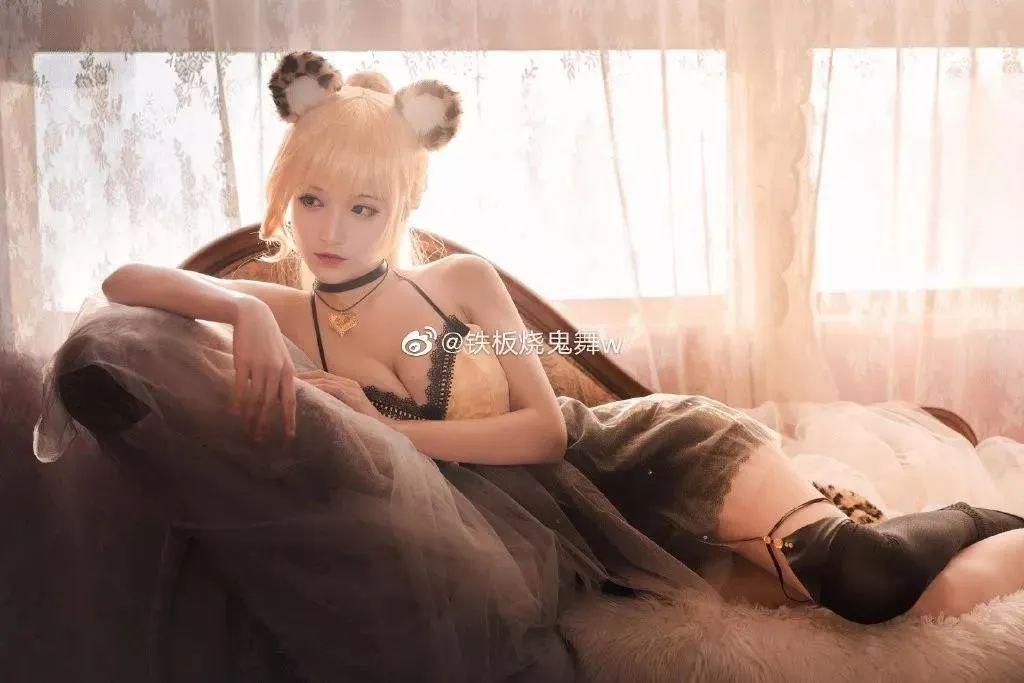 cosplay 双生视界 朱诺,这屏幕又脏了,哧溜~(@铁板烧鬼舞w)_图片 No.8