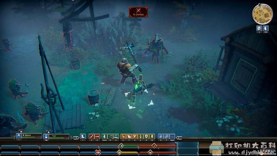 PC游戏分享 魔铁危机 IronDanger 角色扮演单机游戏图片 No.3