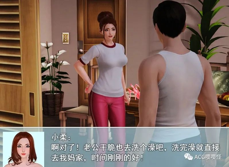 游戏 – 【国产RPG/中文/动态】娇妻小柔 V2.9【安卓+PC】最新中文版【3.5G】_图片