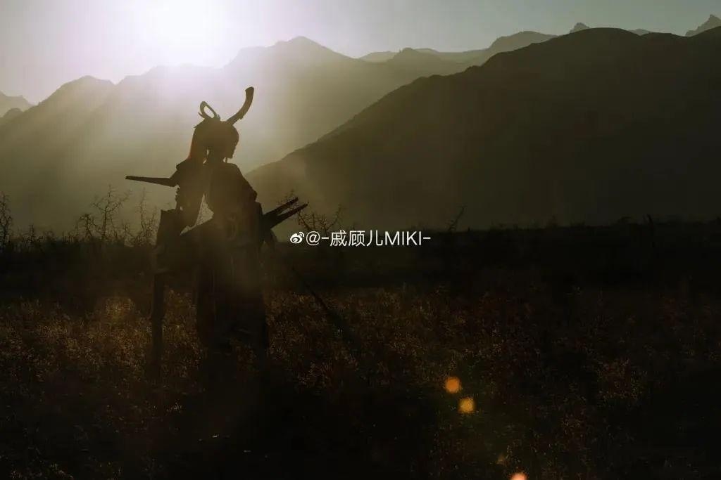 Cosplay – 王者荣耀 伽罗,千窟为佑,太平无忧~_图片 No.6