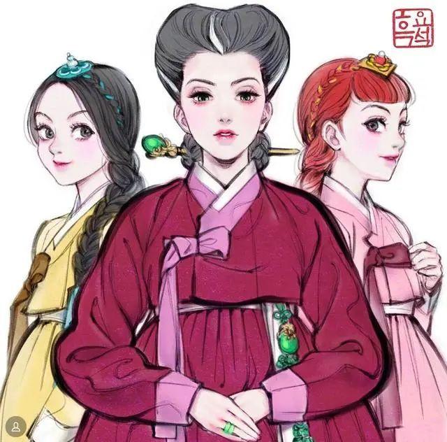 韩国画师的鬼斧神工,木之本樱长大后的模样,迪士尼公主变得更仙!_图片 No.2